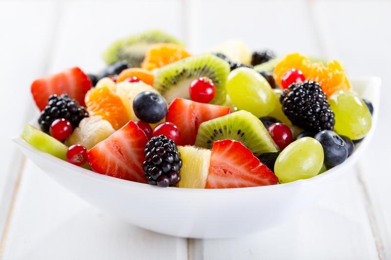fruitsalade maken - gravenbos