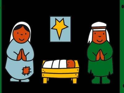 K2 Kerstmis vieren, boom versieren!