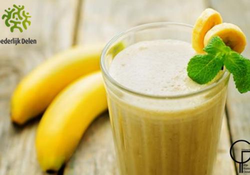 Bananenmilkshakes